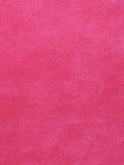 Popeline & Linon Velours rose camelia 3