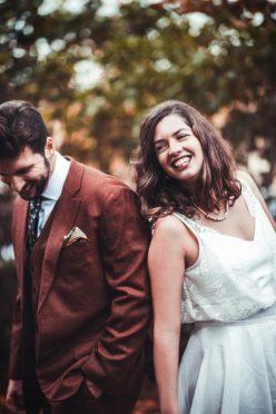 Patron de couture robe de mariée devant bustier
